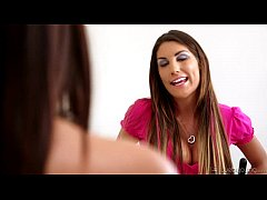 Janice Griffith and August Ames at WebYoung