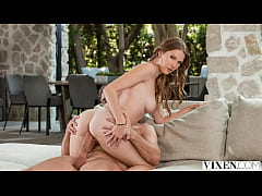 VIXEN Trouble maker Ashley always gets what she...