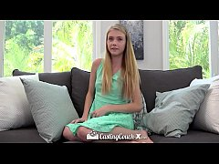 CastingCouch X Newcomer Hannah...