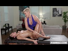 Open Minded Step Daughter Gets a Massage - Ryan...