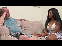 Ebony Teens Fucking White Stepdad