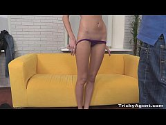 Tricky Agent - Assfucked at movie audition Tanielle