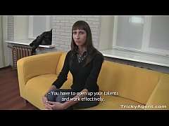 Tricky Agent - Assfucked at movie audition Tani...