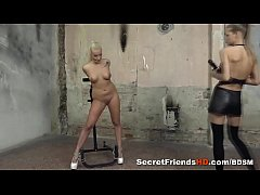Daisy Lee and Sarah Kay in Bdsm Porn