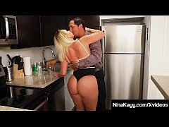 Phat Ass Nina Kayy Bangs Cheating Cock As PI Sa...