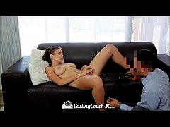 CastingCouch-X Russian girls does anal to open ...