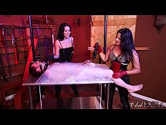 Michelle Lacy's Exquisite CBT and Milking\/ Mich...