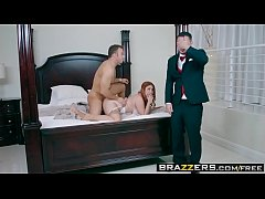 Clip sex Brazzers Exxtra - (Lennox Luxe, Chad White) - Dirty Bride - Trailer preview