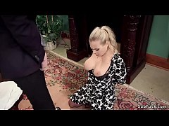 Young bf bangs Milf and her teen bdsm