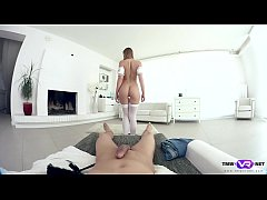 Tmw VR net - Alexis Crystal -VR BAGNING WITH A ...