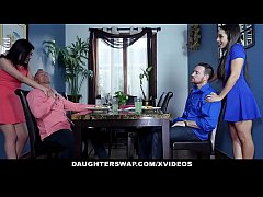 DaughterSwap - Two Teen Daughters...