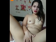 sexy horny girl fingering yourself Indonesia