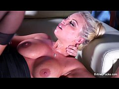 Britney Amber gets fucked hard
