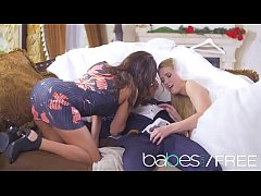 Babes - NAKED NUPTIALS featuring (Anissa Kate, ...
