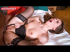 LETSDOEIT - Antonio Ross Has Sex On His Birthday Day With A Super Hot Russian Model Stefanie Moon
