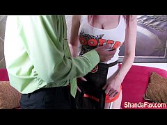 thumb kinky hooter  girl shanda fay gives bj