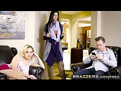 Brazzers - Moms in control - (India Summer, Kimberly Moss, Jessy Jones) - Tight Fitting House Sitting - Trailer preview