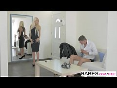 Babes - Step Mom Lessons - Kristof Cale and Chloe Lacourt and Inga Devil - A Guiding Hand