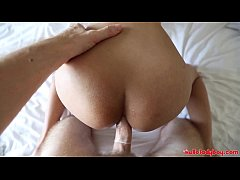 thumb thai ladyboys h  ave a threesome with white co e with white coc with white cock