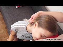 Young Libertines - Hot teen Monica A with tan l...