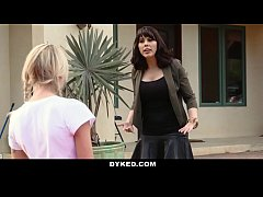 Dyked - Straight Teen (Emma Hix) Dominated By H...