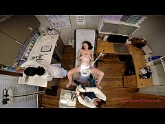 Innocent Shy Teen Lainey Examined By Doctor Tam...