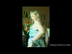 Leaked Sunny Lane Cell Phone Video