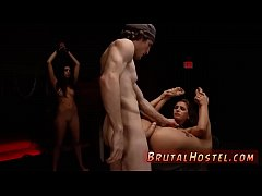 Extreme anal gape hd and slave Two youthfull sl...