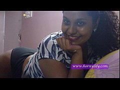 Tamil desi on webcam...
