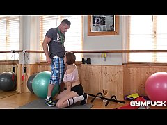thumb busty gym br at marina visconti gets some big dick sexercise