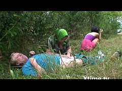 A pic nic of a perverse family of farmers turns...