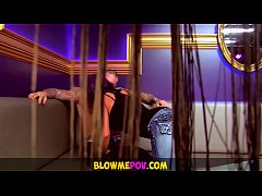 Blow Me POV - Strippers...