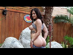 BANGBROS - PAWG Keisha Grey's Juicy Big Ass Get...