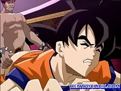 Clip sex Dragon Ball Goku was fucked out while catching dragon ball