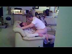 Cuckold Hot Wife Pussy Creampie from Hubby's Friend