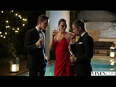 VIXEN Tori Black Takes on Two Cocks In An Award...