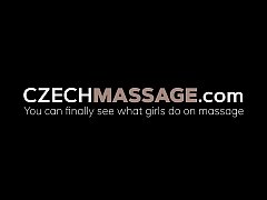 Clip sex Unexpected Breasts and Pussy Massage