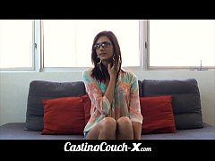 image Castingcouch x newcomer paisley rae fucked with creampie