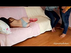 DAD FUCKS ONE OF HIS STEPDAUGHTERS
