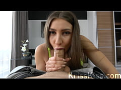 I want to jump on your big cock with my wet pussy, 4K