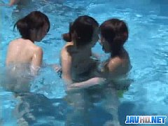 thumb japanese cuties  into some gangbang bang bang bang
