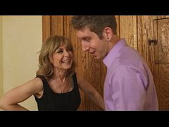 Clip sex nina hartley on a date with young boy