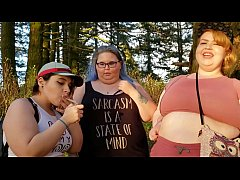 420 ganja girls nature walk