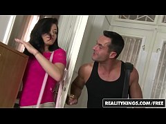 Hot teen (Lana Feaver) gets her ass and pussy fucked - Reality Kings