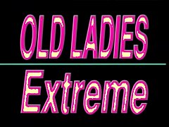 Mature ladies extreme...