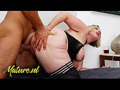Sexy BBW Gets Her Huge Fat Ass Fucked Until She...