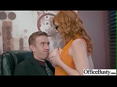 Hardcore Intercorse With Huge Juggs Office Girl (Lauren Phillips) mov-22