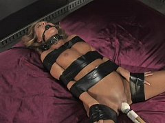 "Ginger Lee - Perfect Slave ""Taped, Tied and Vibed"" 07\/10\/2007"