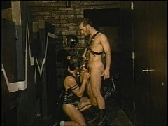 Gay Sex w/Leather...