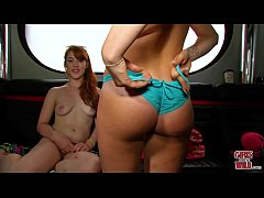 GIRLS GONE WILD - Beautiful Young Lesbians Getting Crazy In Front Of Our Camera